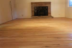 from navy carpet to hardwood floors the justinkays