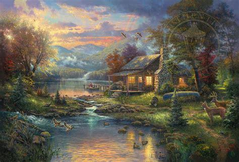 Puzzle Light Kits by Nature S Paradise The Thomas Kinkade Company
