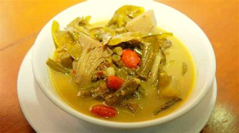 Pliek U Bumbu Aceh By Bangheri kuah pliek u makanan tradisional dari aceh negeriku
