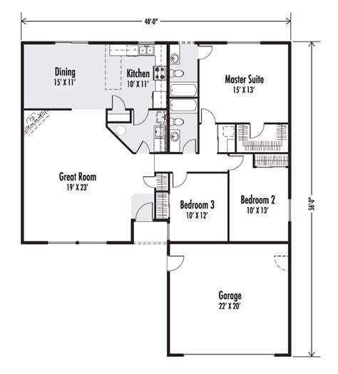 the deschutes custom floor plan adair homes