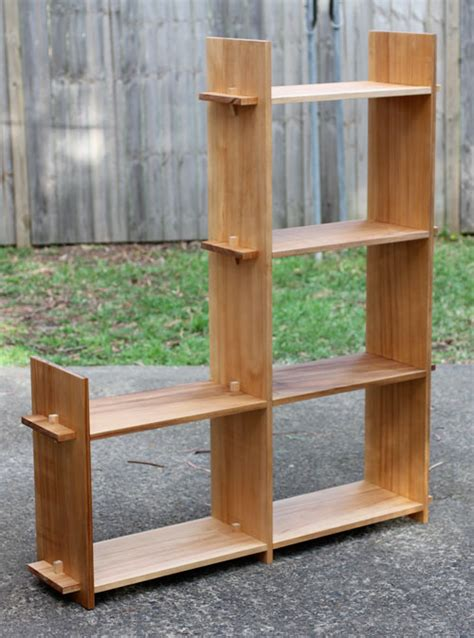 flat pack bookshelves sydney nathaniel grey - Flat Pack Bookshelves