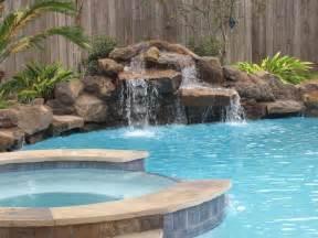 pool waterfalls swimming pools with waterfalls waterfalls