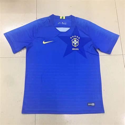 brazil world cup 2018 brazil 2018 world cup away soccer jersey 1712191600