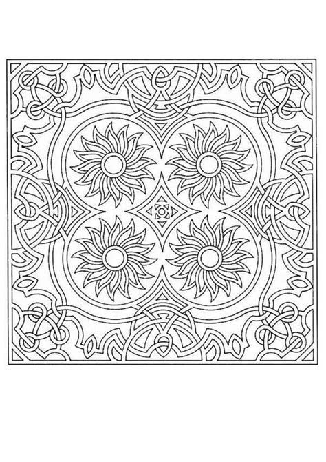 mandala coloring pages advanced level mandala coloring pages advanced level mandalas for