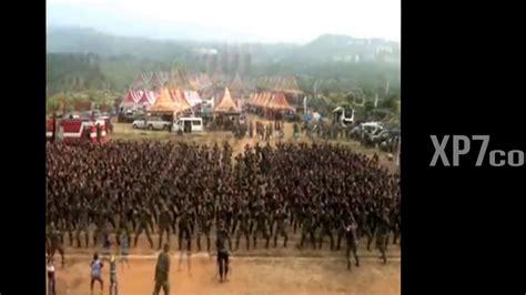 membuat yel yel keren keren yel yel tni yang di kagumi tentara luar negeri