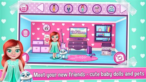design doll app doll house decorating games android apps on google play
