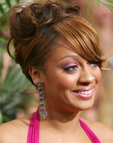 Hairstyles Pinned Up by 36 La La Anthony Hairstyles La La Anthony Hair Pictures