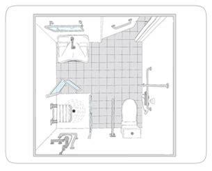 esempi bagni disabili presto italia s r l produzione di rubinetterie