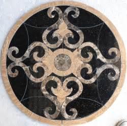 32 quot floor marble travertine tile medallion design stone 38 ebay