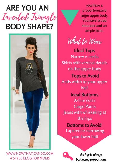 what inverted triangles shouldnt wear real moms ask what to wear to flatter your body shape