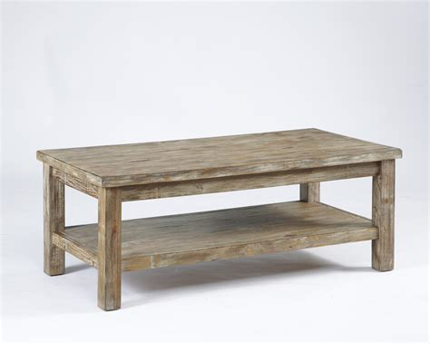 Rustic Rectangular Coffee Table Rustic Accents Rectangular Cocktail Table T500 301 At Homelement