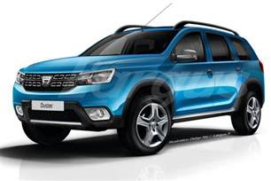 Renault Duster 2018 Dacia Duster Renault Duster Rendered By Media
