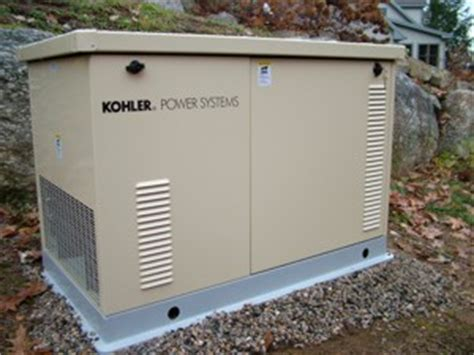 standby generator ask the builder