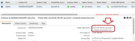 ubuntu manual dns entry how to access ubuntu desktop on aws ec2 ux techno