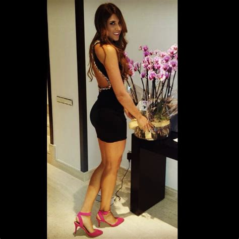 hottest wives amp girlfriends of real madrid soccer team of