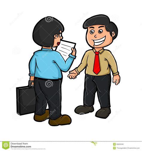 meet   client stock illustration illustration  experienced