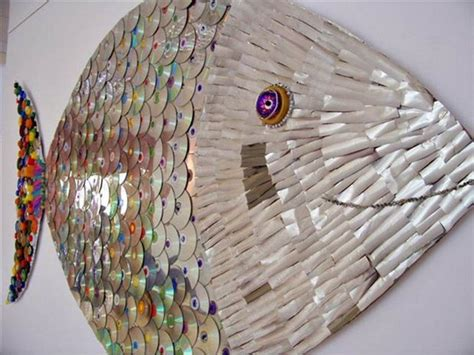 recycled home decor projects 24 brilliant upcycled cd crafts ideas for home decoration