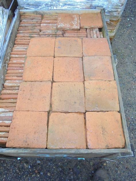 Handmade Floor Tiles - salvaged handmade floor tile authentic reclamation