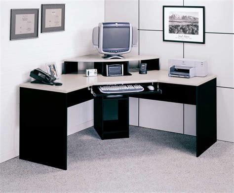Office Furniture Corner Desk Studio Rta Corner Computer Studio Computer Desks