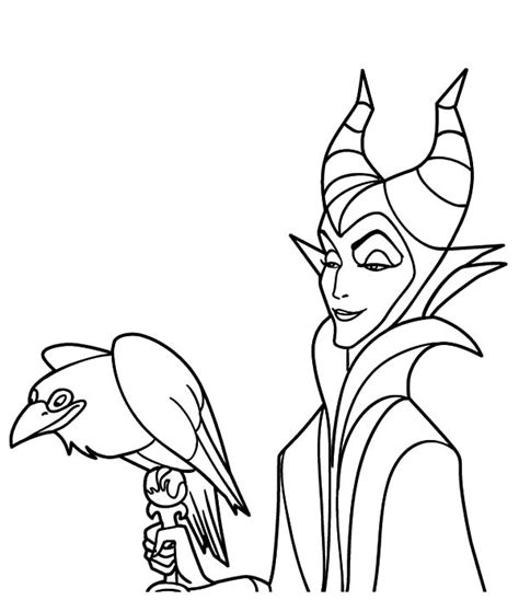 maleficent coloring pages 25 maleficent coloring pages coloringstar