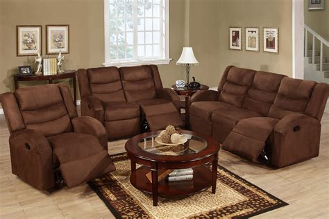 Motion Recliner Sofa Set Furnish Your Needs Recliner And Sofa Set