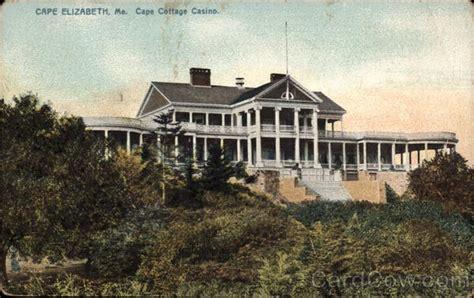 Cape Cottage Maine by Cape Cottage Casino Cape Elizabeth Me