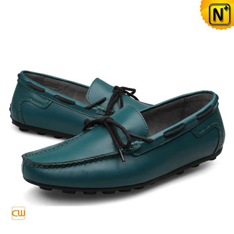 loafer shoes mens leather moccasin loafer shoes cw740329