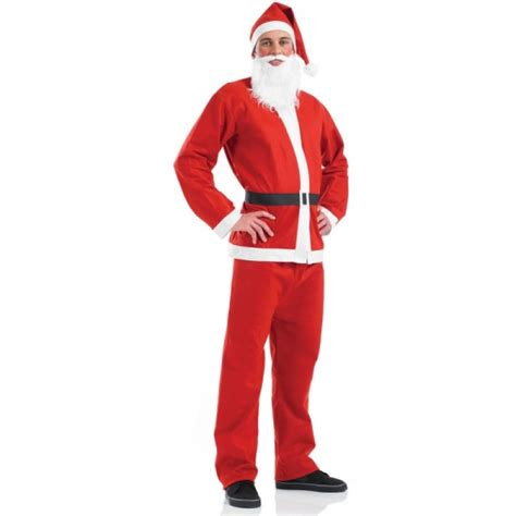 professional santa suits christmas costumes for sale
