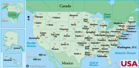 united states map landforms united states map with capitals and landforms maps of usa