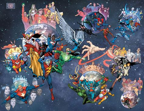 Multiverse Explorer superman homepage news may 27 2015 quot convergence