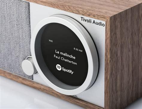 Tivoli Audio Model One by Tivoli Audio Model One Digital Connected Radio 187 Gadget Flow