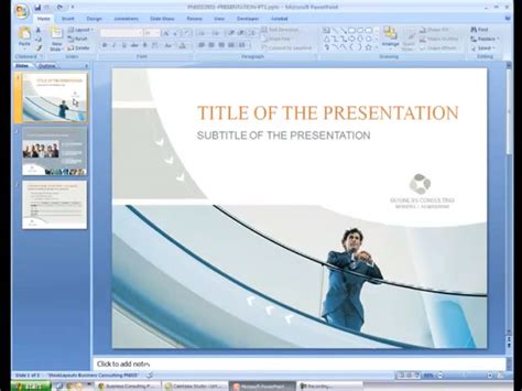How To Edit A Powerpoint Presentation Template Stocklayouts Blog Editing Powerpoint Template