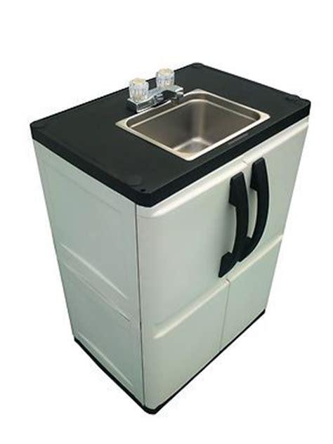 portable kitchen sink portable outdoor sink garden c kitchen cing rv