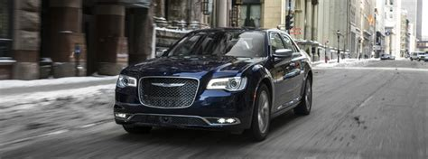Chrysler 300 Performance by 2017 Chrysler 300 Limited Performance Specs