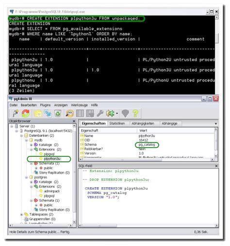 Postgresql Rename Table by Postgresql 9 1 Postgres Database Crash When Installing