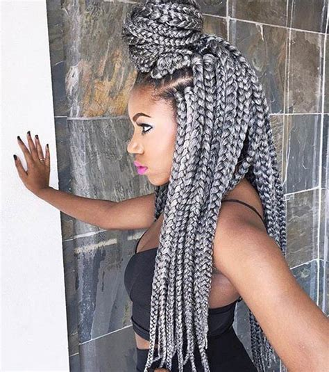 looking for black hair braid styles for grey hair 41 chic crochet braid hairstyles for black hair crochet