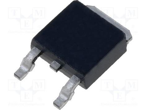 smd diode marking b3 fdd2572 on semiconductor fairchild tranzystor n mosfet tme części elektroniczne