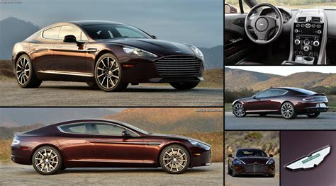 Aston Martin Rapide Specs by Aston Martin Rapide S 2015 Pictures Information Specs