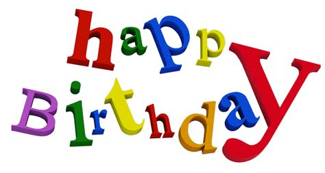 happy birthday png images free