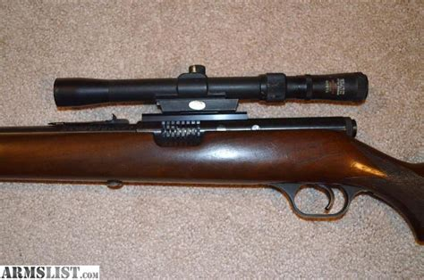 Armslist For Sale Savage Arms Model 6a 22