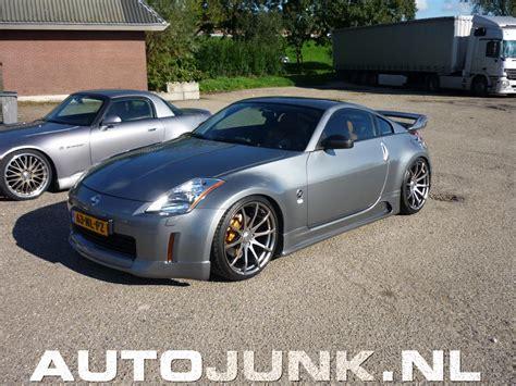 nissan 350z tuning shop nissan 350z met mooie bodykit foto s 187 autojunk nl 48601