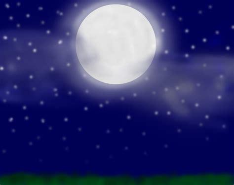 imagenes animadas luna luna llena animacion animado by giovanniamejia on deviantart