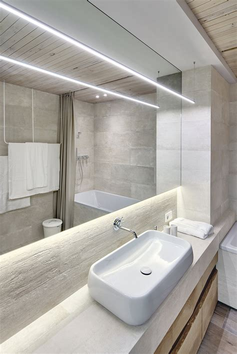 Bright Bathroom Lights A Bright White Home With Organic Details