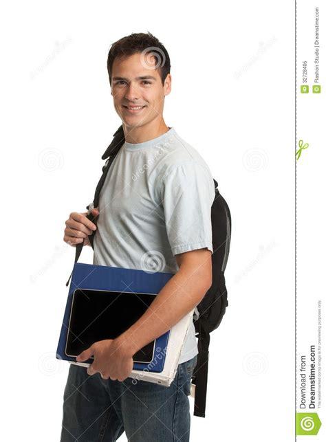 imagenes de universitario memes estudiante universitario joven feliz holding tablet foto
