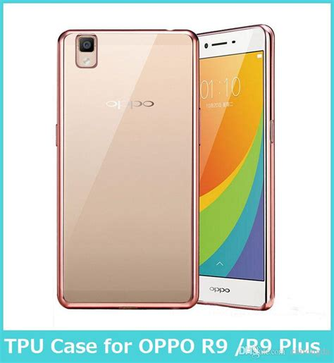 Softcase Ultrathin Oppo R7s Berkualitas for oppo a37 electroplating luxury ultra thin clear