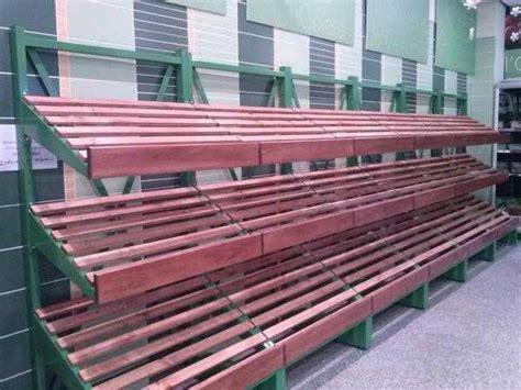 scaffali vendita scaffali per la vendita della frutta l artigiano legno