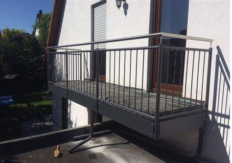 balkongeländer metall balkongel 228 nder metallbau wein herzogenaurach