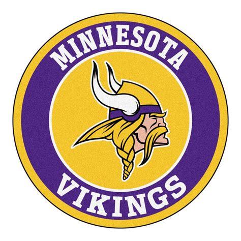 Home Decor Store Houston by Fanmats Nfl Minnesota Vikings Purple 2 Ft 3 In X 2 Ft 3