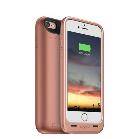 A Iphone 6 by Juice Pack Air Slim Iphone 6 Battery Mophie