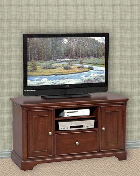 Open Shelf Tv Stand by Winners Only Cherry Tv Stand With Open Shelf Wo Ttc150